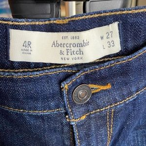 Abercrombie & Fitch Emma Boot-cut Jeans Size 4R